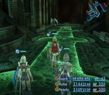 Final Fantasy XII PlayStation 2 Some dungeons have an abstract sci-fi look