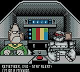 Space Station Silicon Valley Game Boy Color Intro.