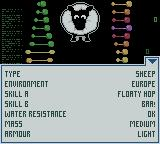 Space Station Silicon Valley Game Boy Color A sheep.