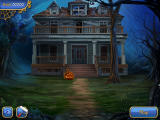 Spooky Bonus Windows Your haunted house with your Jack-O-Lantern.