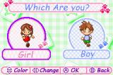 Dogz Game Boy Advance Girl or Boy?
