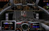 Radix: Beyond the Void DOS The automap works like in any other FPS game, providing a schematic representation of all explored areas within a level. Secret doors can sometimes be spotted on the automap as well.