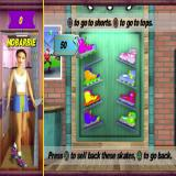 Barbie: Super Sports PlayStation The player starts with basic skates, or boards, and earns tickets which they use to upgrade