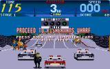 Cisco Heat: All American Police Car Race Amiga First objective