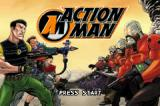 Action Man: Robot Atak Game Boy Advance Title Screen.
