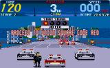 Cisco Heat: All American Police Car Race Amiga Second objective