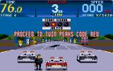 Cisco Heat: All American Police Car Race Amiga Fourth objective