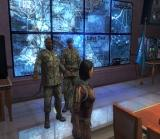 Mercenaries: Playground of Destruction PlayStation 2 Typical indoor mission-giving location