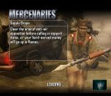 Mercenaries: Playground of Destruction PlayStation 2 Loading screen