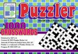 Puzzler 1000 Crosswords Windows This is the game's load screen. It disappears when the mouse button is clicked.