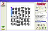 Puzzler 1000 Crosswords Windows All crosswords run in a window that cannot be resized.