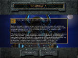 Baldur's Gate Windows Introduction to the first chapter