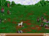 Heroes of Might and Magic II: The Succession Wars Windows Thieves