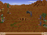 Heroes of Might and Magic II: The Succession Wars Windows Too many Pikemen