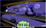 Kettle Commodore 64 Loading Screen.