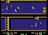 Kettle Commodore 64 Start of the game.
