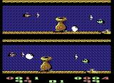 Kettle Commodore 64 Both players hitting the Bowel.