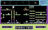 Jumpin' Jimmy Commodore 64 Which way now?