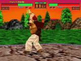 Virtua Fighter 2 Windows Jackey: What is going on?