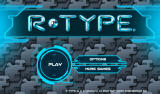 R-Type II Android Main menu