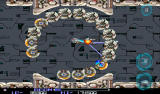 R-Type II Android Moving through a rotating circle of enemies that target you while you're inside.