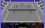 International Team Sports Commodore 64 Volleyball.