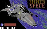 Inner Space Commodore 64 Loading Screen.