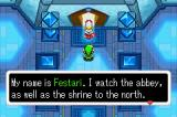 The Legend of Zelda: The Minish Cap Game Boy Advance Picori Festari
