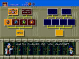 Gunstar Heroes Windows Select a mode.