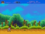 Gunstar Heroes Windows Little man