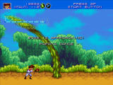 Gunstar Heroes Windows First boss
