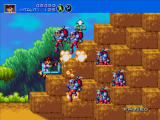 Gunstar Heroes Windows Gyro man