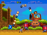 Gunstar Heroes Windows Bombs stream