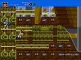 Gunstar Heroes Windows Climb up.