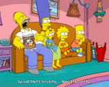 The Simpsons Game PlayStation 2 The intro to the entire game - it all started in the Simpsons' house, as usually...