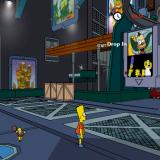 The Simpsons Game PlayStation 2 Save 8-bit virtual Simpsons from a horrible fate!