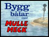 Bygg båtar med Mulle Meck Windows Title screen