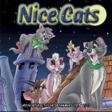 Nice Cats PlayStation The game's title screen