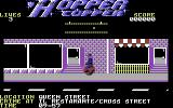 Hopper Copper Commodore 64 Bouncing along the streets.