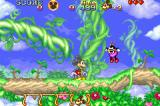 Disney's Magical Quest Starring Mickey & Minnie Game Boy Advance Watch out for the enemies!