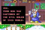 Disney's Magical Quest Starring Mickey & Minnie Game Boy Advance This is why you are on a quest to begin with