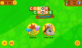 Color Cross Online Android Main menu