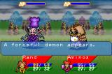 DemiKids: Light Version Game Boy Advance Sweet enemies