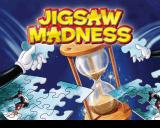 Jigsaw Madness PlayStation The game's title screen. After a short wait the 'Press Any Button' text appears