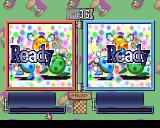 Jigsaw Madness PlayStation The start of a two player battle. All games start with Ready, Steady, Go!