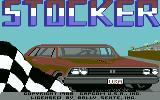 Stocker Commodore 64 Title screen