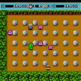Bomberman Sharp X68000 Stage 4 boss is Warpman, it takes 4 hits to defeat