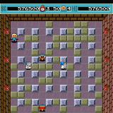 Bomberman Sharp X68000 Stage 6, that goofy looking ghost-like enemy is BakeBake