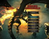 Divinity: Dragon Commander Windows Main menu.