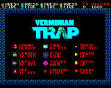 Verminian Trap Windows The characters and items you'll see on screen